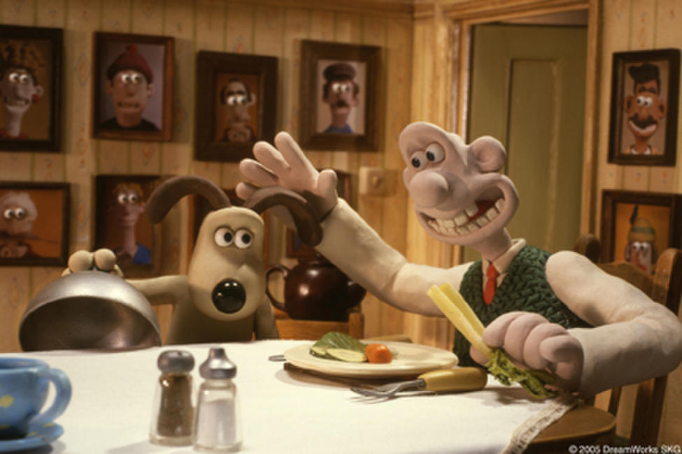 Wallace & Gromit: The Curse of the Were-Rabbit Photos + Posters