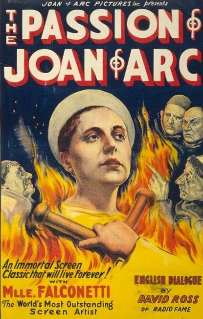 The Passion of Joan of Arc Photos + Posters
