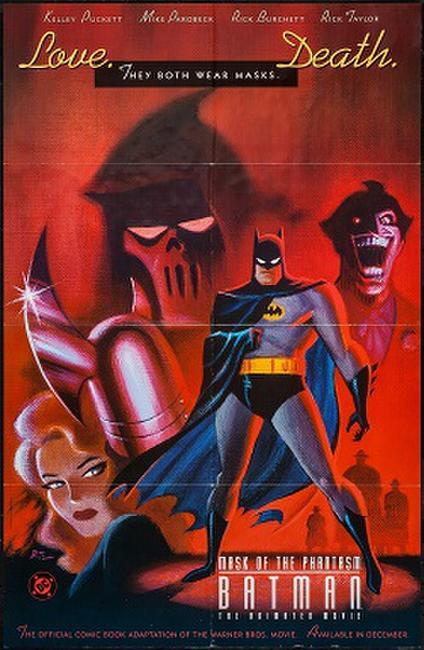 Batman: Mask of the Phantasm Photos + Posters