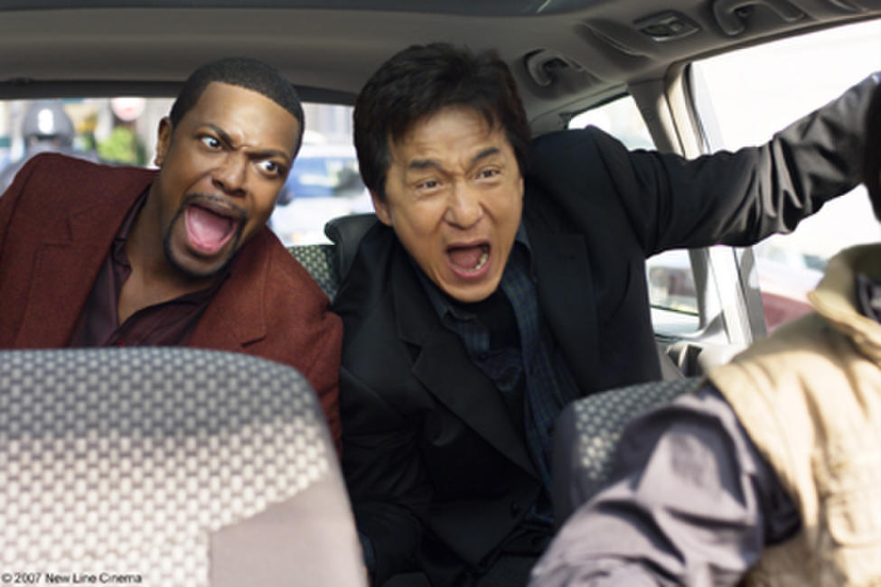 Rush Hour 3 Photos + Posters