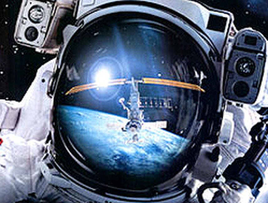 Space Station 3D Photos + Posters