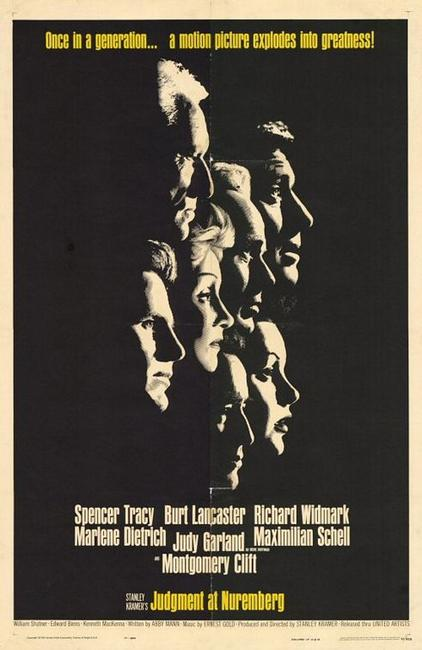 Judgment at Nuremberg Photos + Posters