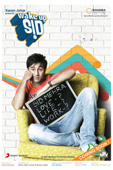 Wake Up Sid Photos + Posters