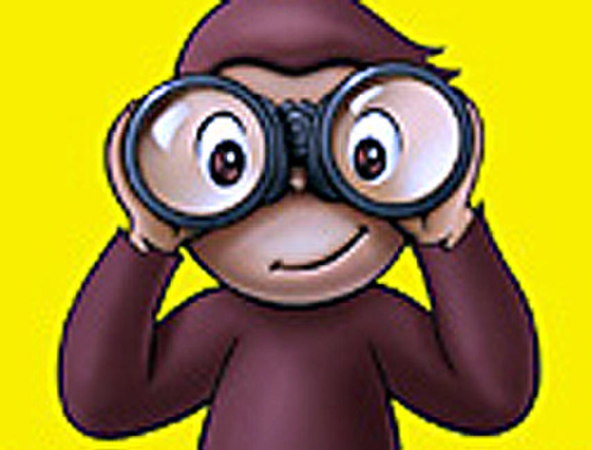 Curious George Photos + Posters
