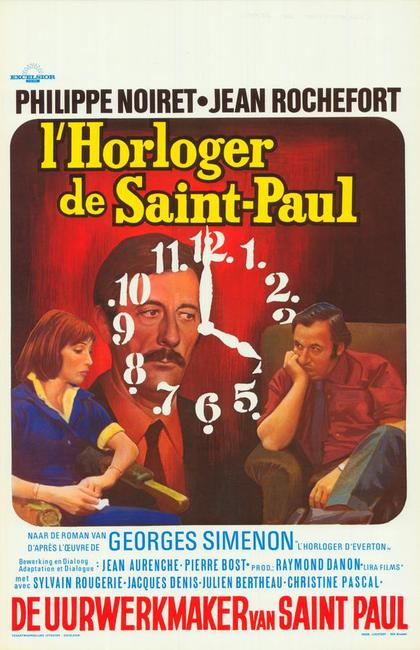 The Clockmaker of St. Paul Photos + Posters