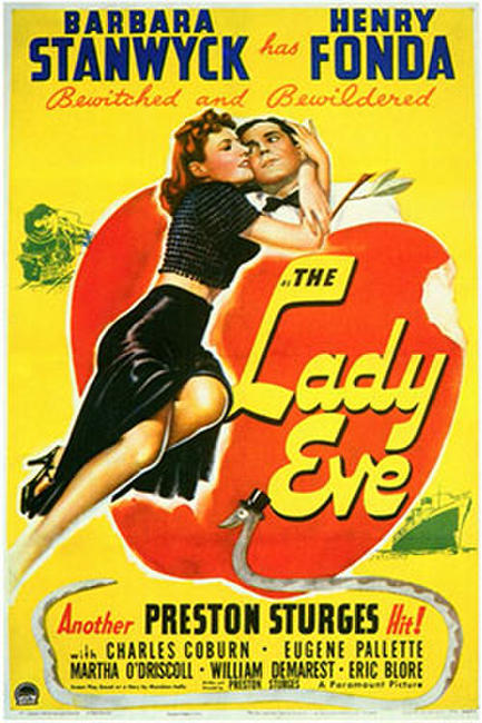 The Lady Eve / The Palm Beach Story Photos + Posters