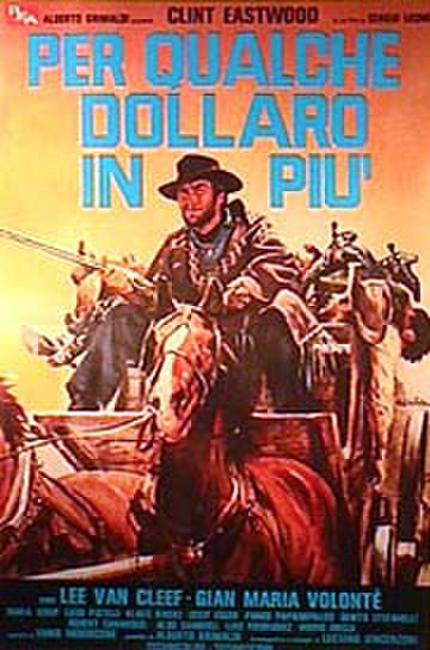 For a Few Dollars More Photos + Posters