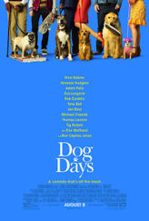 Dog days official poster august 8 2018