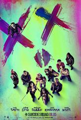 Suicide Squad showtimes and tickets