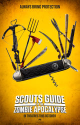 Scouts Guide to the Zombie Apocalypse showtimes and tickets