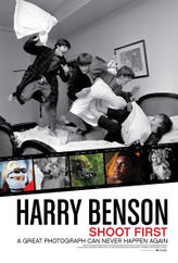 Harry Benson: Shoot First showtimes and tickets