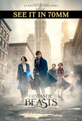 Fantastic Beasts and Where to Find Them 70mm showtimes and tickets