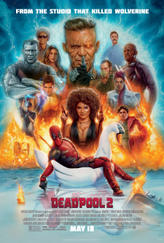 Deadpool 2 showtimes and tickets