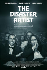 The Disaster Artist (2017) showtimes and tickets