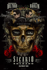 Sicario: Day of the Soldado showtimes and tickets