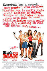 She's the Man showtimes and tickets