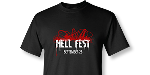<b>'Hell Fest' Gift with Purchase</b>
