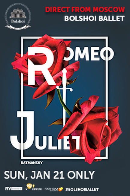 Bolshoi Ballet: Romeo and Juliet (2018) Photos + Posters