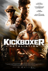 Kickboxer: Retaliation showtimes and tickets