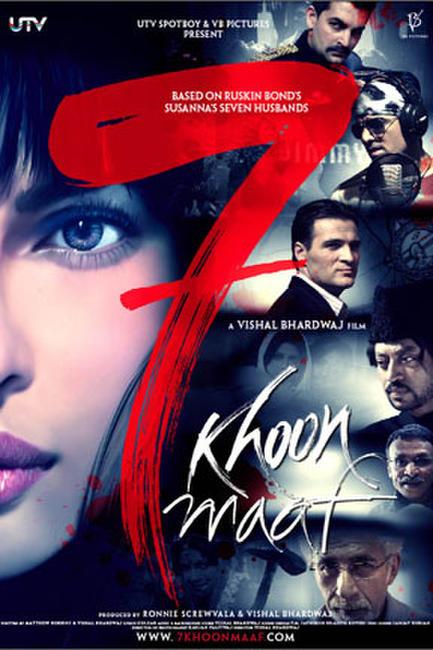7 Khoon Maaf Photos + Posters