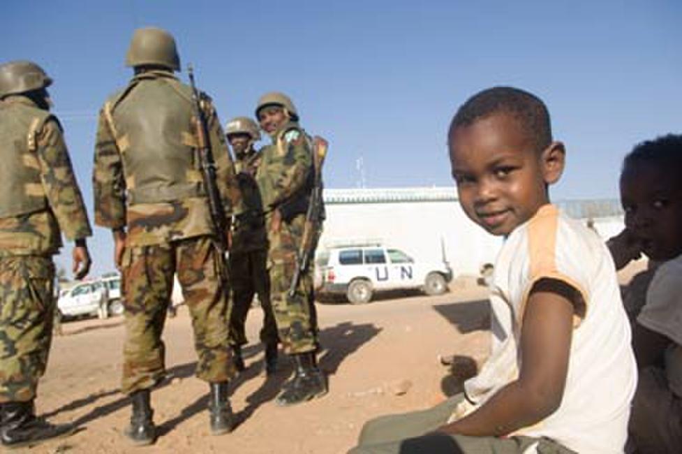 Darfur Now Photos + Posters
