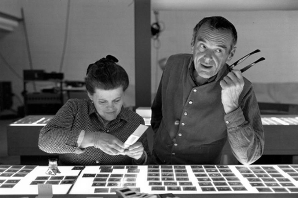 Eames: The Architect & the Painter Photos + Posters