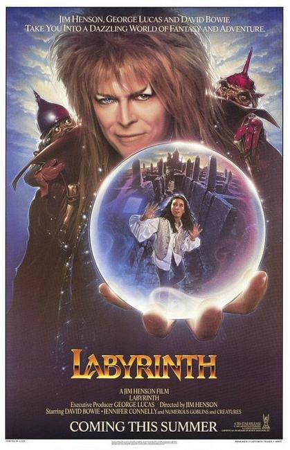 Labyrinth / The Dark Crystal Photos + Posters