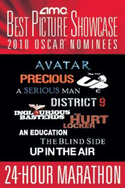 AMC Best Picture Showcase: 2010 Oscar® Nominees – 24-Hour Marathon Photos + Posters