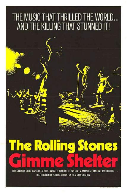 Stones In Exile / Gimme Shelter Photos + Posters