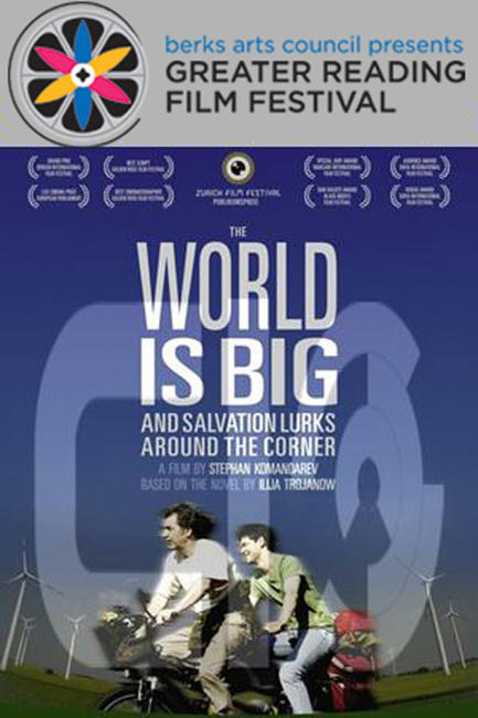 GR: WORLD IS BIG Photos + Posters