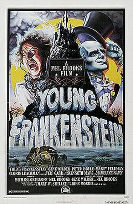 Young Frankenstein/The Producers Photos + Posters