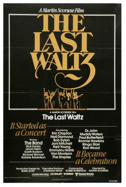 The Last Waltz/Monterey Pop Photos + Posters