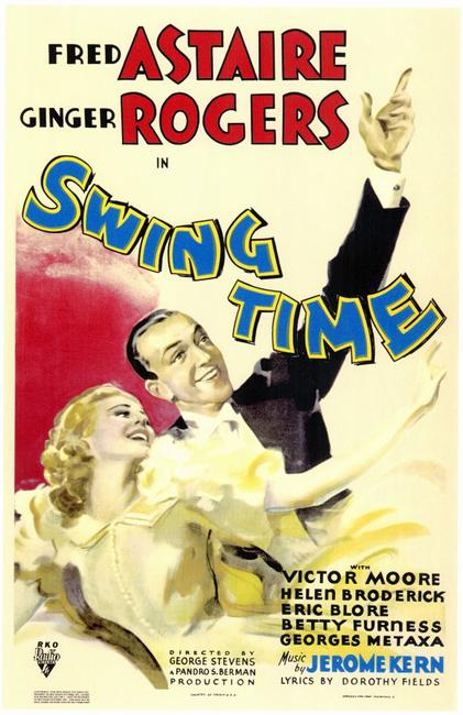 Swing Time/Follow the Fleet Photos + Posters