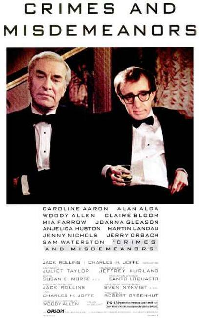 Crimes & Misdemeanors / Blood Simple Photos + Posters