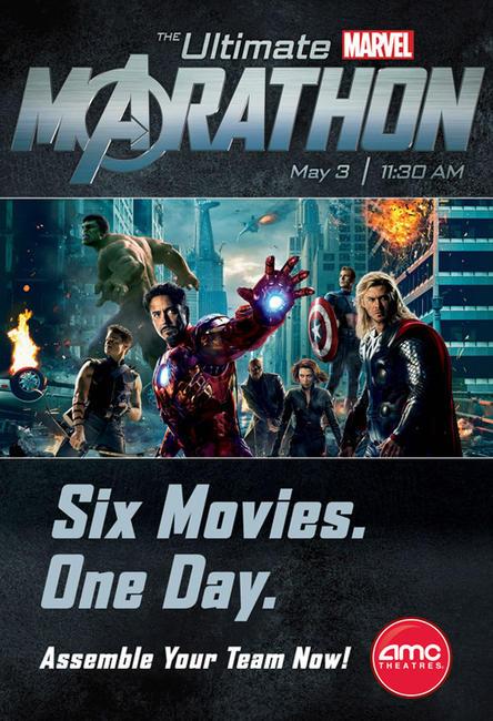 The Ultimate Marvel Marathon (2012) Photos + Posters