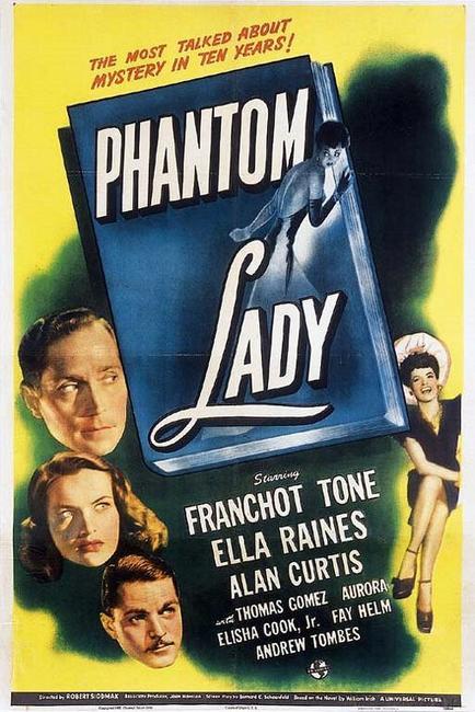 Phantom Lady / Black Angel / The Window Photos + Posters