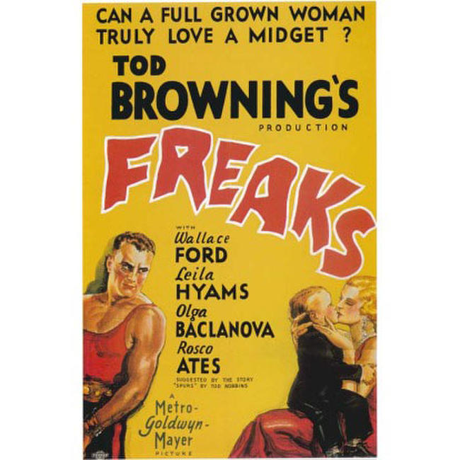 Freaks / Carnival of Souls Photos + Posters