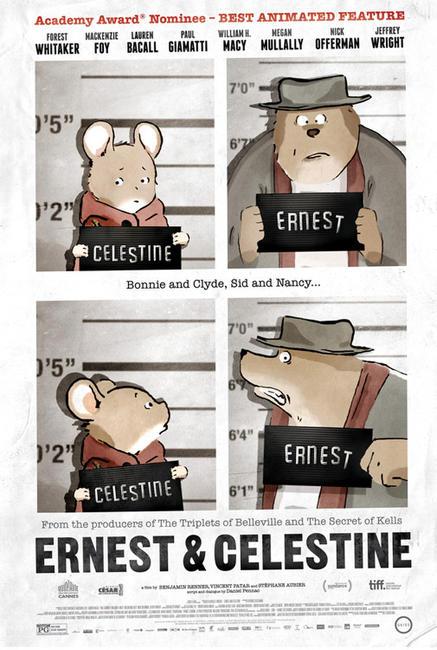 Ernest & Celestine Photos + Posters