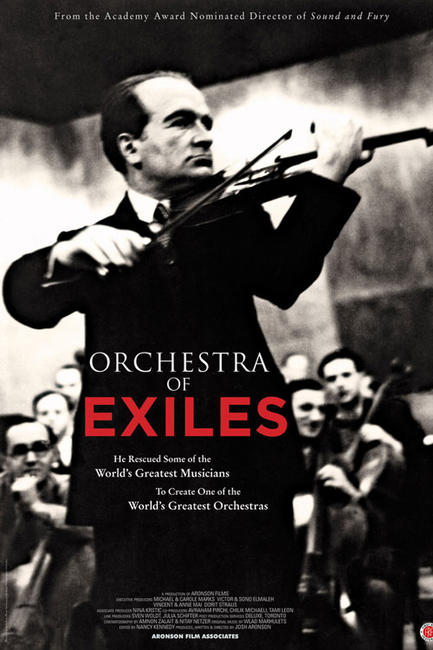 Orchestra of Exiles Photos + Posters