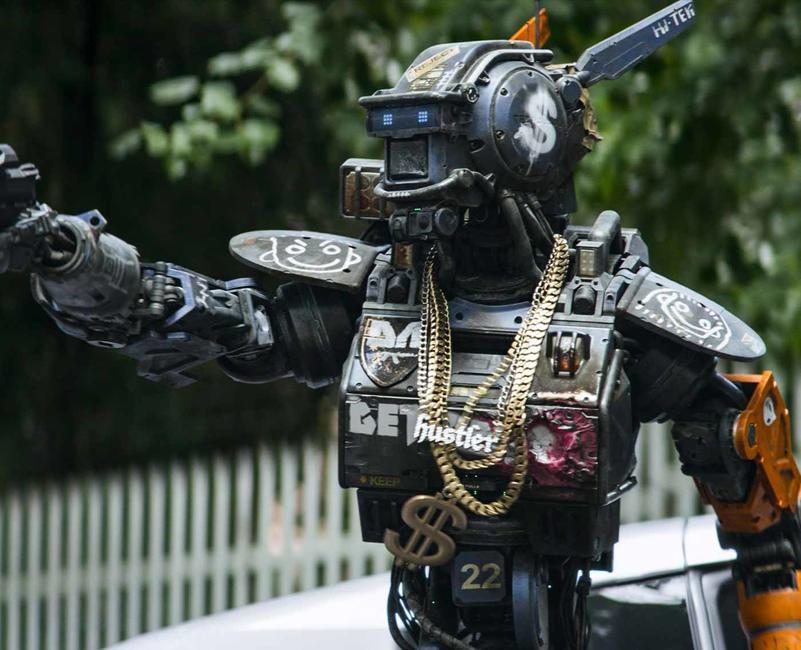 Chappie Photos + Posters
