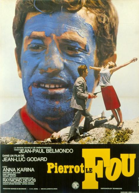 Pierrot Le Fou / Hail Mary Photos + Posters