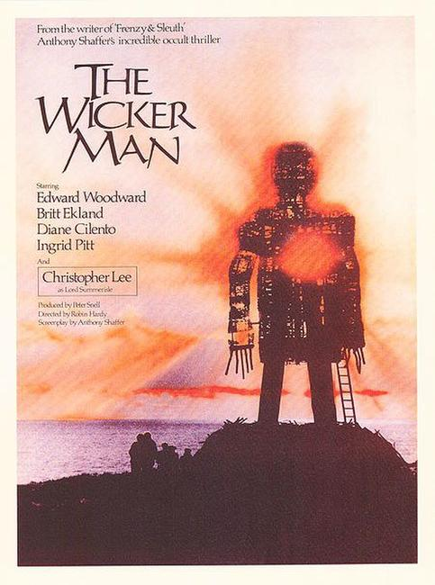 Wicker Man/Eye of the Devil Photos + Posters