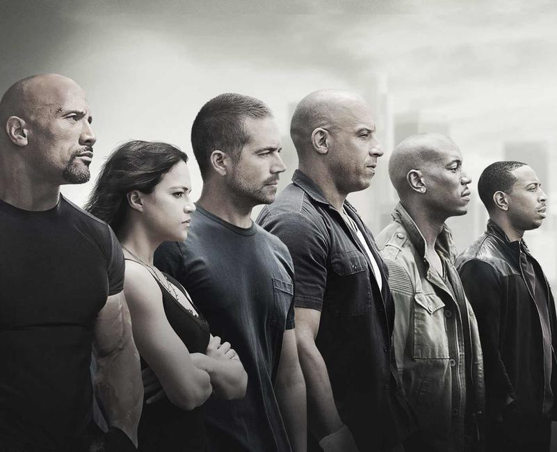 Furious 7 Photos + Posters