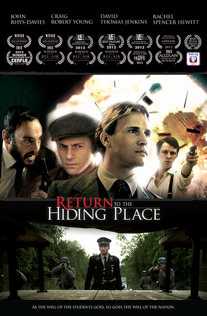 Return to the Hiding Place Photos + Posters