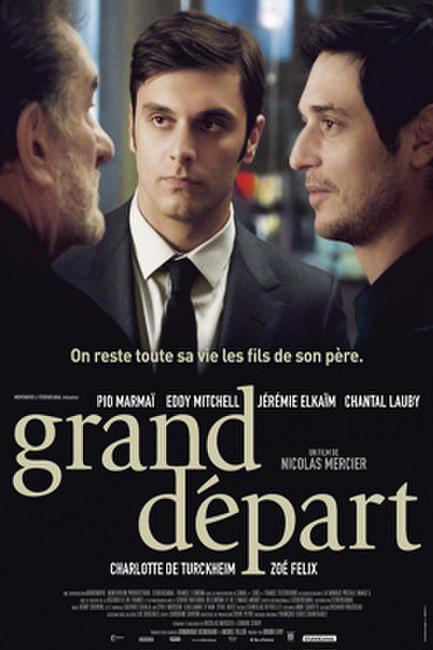 GRAND DÉPART Photos + Posters