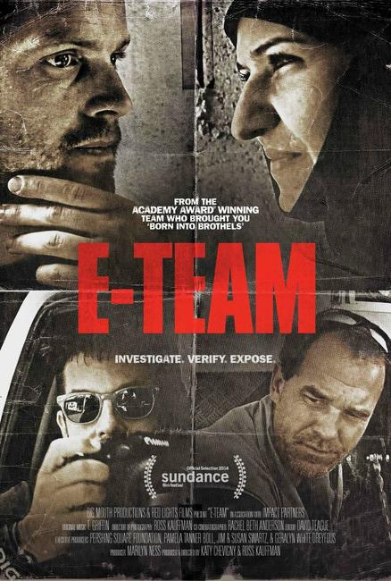 E-Team Photos + Posters