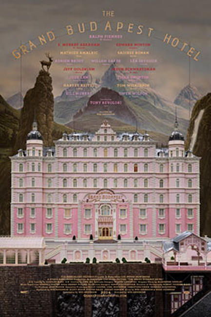THE GRAND BUDAPEST HOTEL / TO BE OR NOT TO BE (2015) Photos + Posters