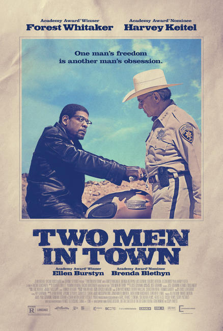 Two Men in Town Photos + Posters