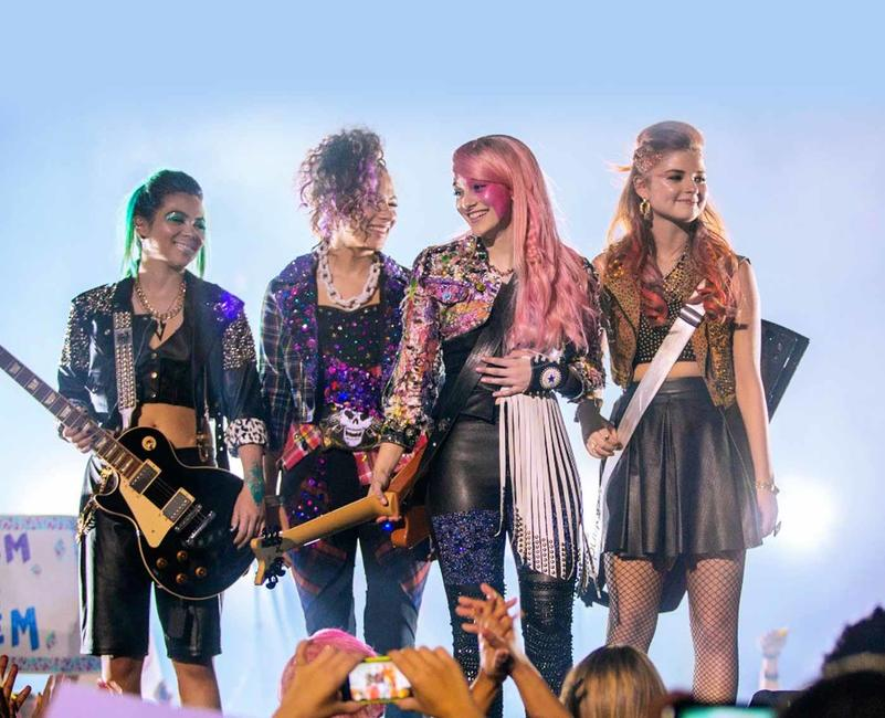 Jem and the Holograms Photos + Posters