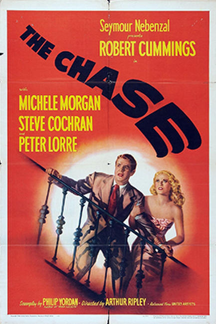 The Chase / The Leopard Man Photos + Posters